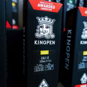 Kingpen Cartridge 500mg